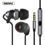 Remax Earphone Metal with Mic RM-585