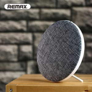Remax Fabric Dekstop Bluetooth Portable Speaker RB-M9