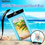 Remax Waterproof Seal Bag Case 20 Meter for Smartphone 5 Inch RT-W2