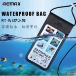 Remax Waterproof Seal Bag Case 30 Meter for Smartphone 6 Inch RT-W3