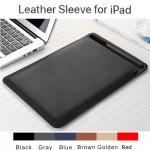 Apple Leather Sleeve Case Cover Pouch with Pencil Slot iPad