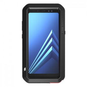 Love Mei Powerful Case for Samsung A8 2018