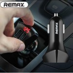 Remax Aliens Car Fast Charger 2 USB Port 3.4A LED RCC208