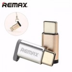 Remax Feliz Micro to Type C USB Adapter Converter RA-USB1