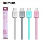 Remax Micro USB Fast Charging Data Cable 1M RC-008M