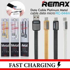 Remax Platinum Micro USB Fast Charging Data Cable 1M RC-044M
