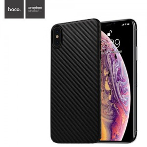 Hoco Carbon Delicate Shadow Ultra Thin Case Cover iPhone XS