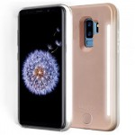 Lumee Selfie DUO LED Light Case for Samsung Galaxy S9 Plus +