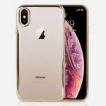 Metalic TPU Soft Case iPhone XS