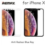 Remax Gener Anti Radiasi Blue Ray Tempered Glass iPhone XS GL-05
