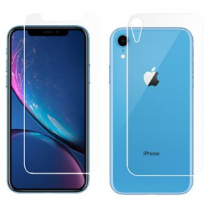 Screen Protector iPhone XR Front,Back