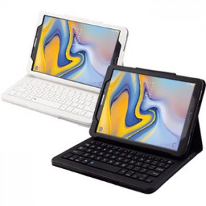 Removable Keyboard Leather Case for Samsung Galaxy Tab A 10.5 2018