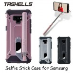 Tashells Built In Selfie Stick Case Bluetooth Samsung Note 9