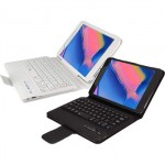 Removable Keyboard Leather Case for Samsung Galaxy Tab A 8.0 2019 with S-Pen P205