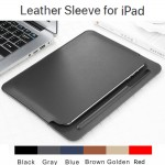 Apple Leather Sleeve Case Cover Pouch with Pencil Slot iPad Mini 4, 5
