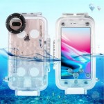 Diving Waterproof Protective Case 40 Meter Underwater IPX8 for iPhone 7 Plus +, 8 Plus +