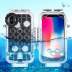 Diving Waterproof Protective Case 40 Meter Underwater IPX8 for iPhone X, XS
