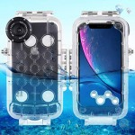 Diving Waterproof Protective Case 40 Meter Underwater IPX8 for iPhone XR