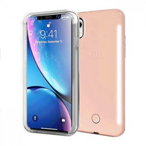 Lumee Selfie DUO LED Light Case for iPhone XR