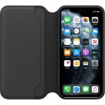 Leather Folio Case iPhone 11 Pro