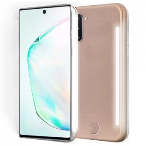 Lumee Selfie DUO LED Light Case for Samsung Galaxy Note 10
