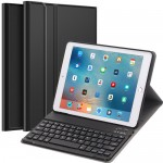 Slim Removable Keyboard Leather Case iPad 5, 6, Air 1, 2, Pro 9.7