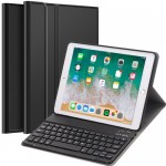 Slim Removable Keyboard Leather Case iPad Air 3, Pro 10.5