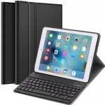 Slim Removable Keyboard Leather Case iPad Mini 4, 5
