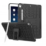 Car Tire Rugged Armor Case Kick Stand iPad 9.7 Gen 2, 3, 4