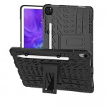 Car Tire Rugged Armor Case Kick Stand iPad Pro 11 Gen 1, 2