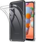 Silicone Soft TPU Case Samsung Galaxy A11