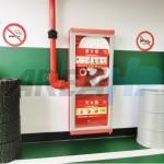 Diorama Diecast Fire Hydrant Red Merah Scale Skala 1 18