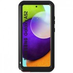 Love Mei Powerful Shockproof Case Casing Cover Samsung A52