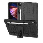 Car Tire Rugged Armor Case Kick Stand iPad Pro 11 M1 Gen 3 2021