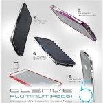 Bumper Alumunium Deff Cleave for iPhone 5 A6061