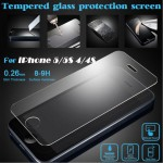 Explosion Proof Tempered Glass Film iPhone 4, 4S