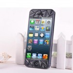 Screen Protector iPhone 5, 5C, 5S Front,Back 3D (Diamond2)