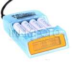 Shan Battery Charger With Refresh + LCD Indicator