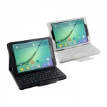 Removable Keyboard Leather Case for Samsung Galaxy Tab S 2 9.7