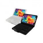 Removable Keyboard Leather Case for Samsung Galaxy Tab4 8.0