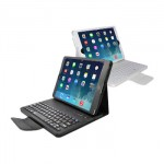 Removable Keyboard Leather Case for iPad Air