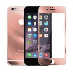 Tempered Glass iPhone Front,Back  3D Mirror