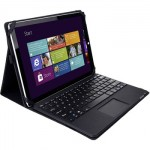 Seenda Universal Keyboard Bluetooth Touchpad Case for Tablet 9-10 Inch