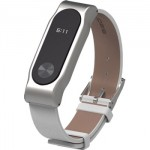 Xiaomi Band 2 Strap Clasic Buckle Leather White