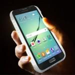 Lumee Selfie LED Light Case for Samsung Galaxy S6 Edge Plus +