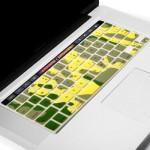 Keyboard Protector Army Macbook Pro Touchbar