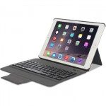 Slim Keyboard Leather Case for iPad Air 2