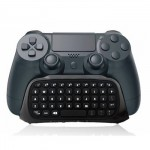 Dobe Keyboard Wireless 2.4 G TP4-022S for PS 4 Dualshock Gamepad