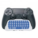 Dobe Keyboard Wireless 2.4 G TP4-022W for PS 4 Dualshock Gamepad