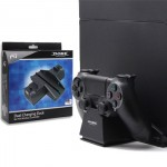 Dobe Multi Charging Stand with Cooling Fan TP4-805 for PS 4